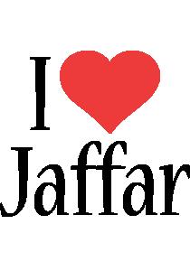 Jaffar i-love logo