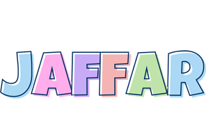 Jaffar pastel logo