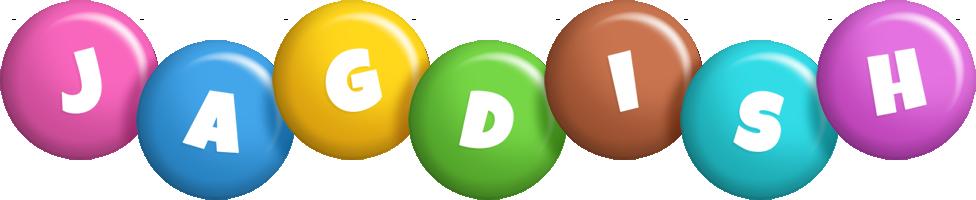 Jagdish candy logo