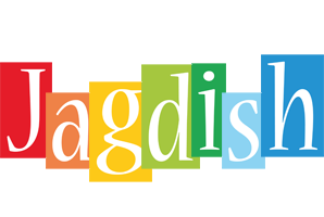 Jagdish colors logo
