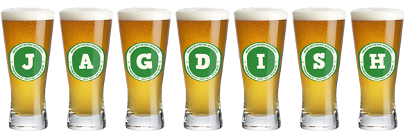 Jagdish lager logo