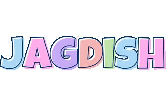 Jagdish pastel logo