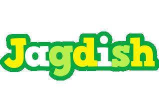 Jagdish soccer logo