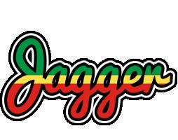 Jagger african logo
