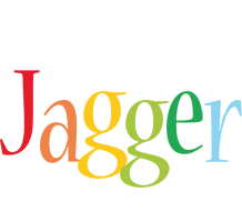Jagger birthday logo