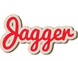 Jagger chocolate logo