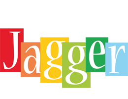 Jagger colors logo