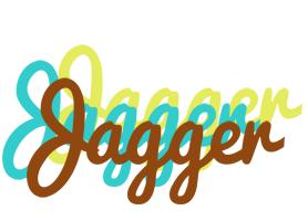 Jagger cupcake logo