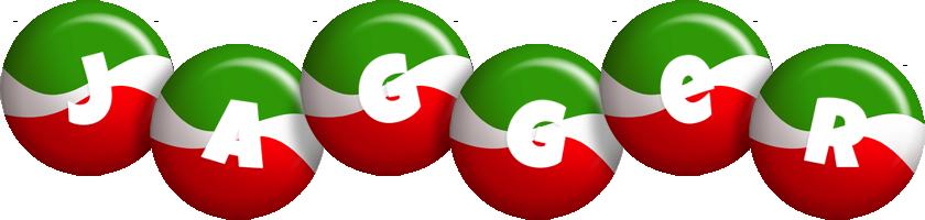 Jagger italy logo