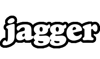 Jagger panda logo