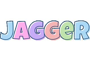 Jagger pastel logo