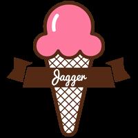 Jagger premium logo