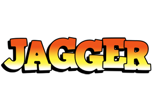 Jagger sunset logo