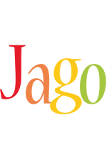 Jago birthday logo