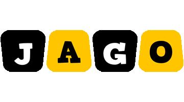 Jago boots logo
