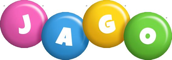 Jago candy logo