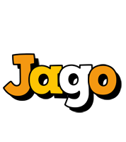 Jago cartoon logo