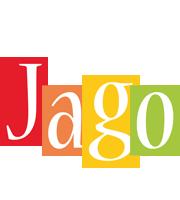 Jago colors logo