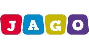 Jago daycare logo