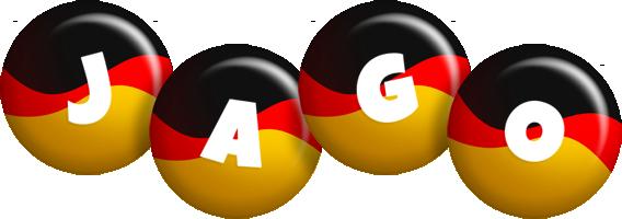 Jago german logo