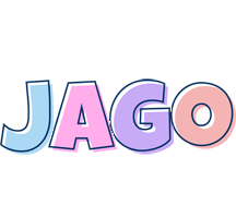 Jago pastel logo