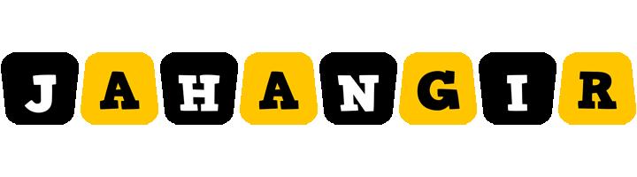 Jahangir boots logo
