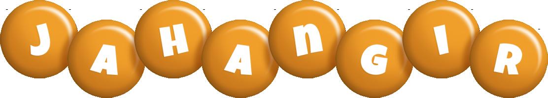 Jahangir candy-orange logo