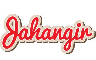 Jahangir chocolate logo