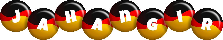 Jahangir german logo