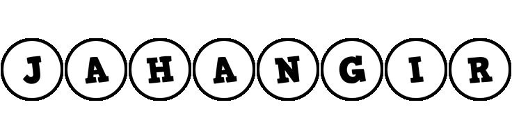 Jahangir handy logo