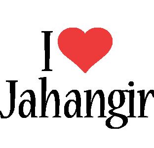 Jahangir i-love logo