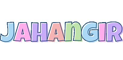 Jahangir pastel logo