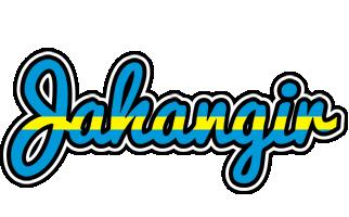 Jahangir sweden logo