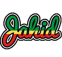 Jahid african logo
