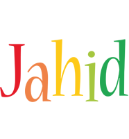 Jahid birthday logo