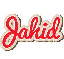 Jahid chocolate logo