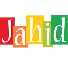 Jahid colors logo