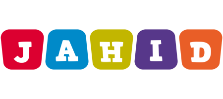 Jahid daycare logo
