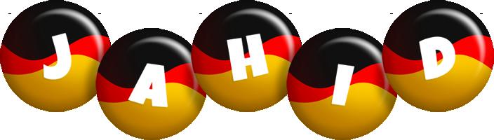 Jahid german logo