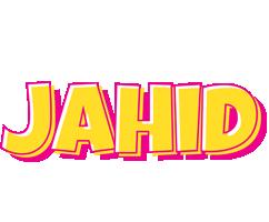 Jahid kaboom logo