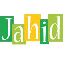 Jahid lemonade logo
