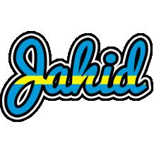 Jahid sweden logo