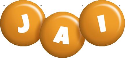 Jai candy-orange logo