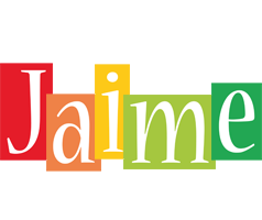 Jaime colors logo