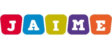 Jaime kiddo logo