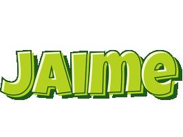 Jaime summer logo