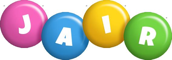 Jair candy logo