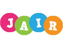 Jair friends logo