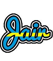 Jair sweden logo