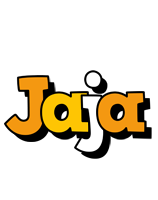 Jaja cartoon logo